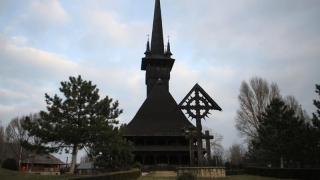 Bisericuța din parcul Tăbăcărie a fost reabilitată