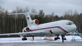 Blocarea flapsurilor, principala ipoteză în cazul avionului rus prăbuşit în Marea Neagră