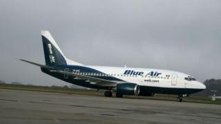 Incident la bordul unei curse Blue Air cu destinația Bucureşti