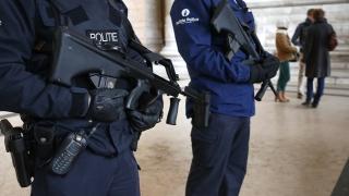 Unsprezece persoane, reținute în Belgia, fiind suspectate că ar fi luptat în Siria