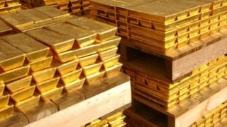 Rezerva de aur a BNR - 103,7 tone, valoarea la zi, aproape 4 mld. euro