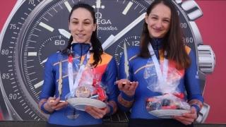 Boberele Andreea Grecu și Florentina Iusco, campioane mondiale de junioare