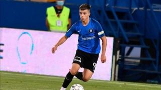 Ștefan Bodișteanu, în topul celor mai promițători fotbaliști din lume născuți în 2003!