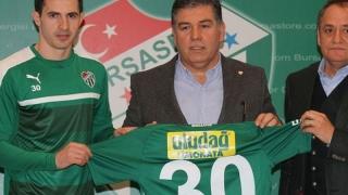 Bogdan Stancu a semnat cu Bursaspor
