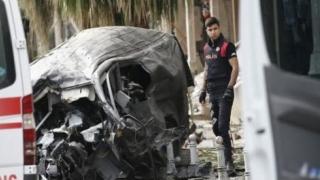 Doi soldați uciși într-un atac cu bombă în sud-estul Turciei