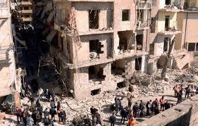 Mai mulți morți și zeci de răniți în explozia unei bombe, la Alep