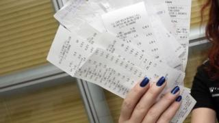 Bonurile de 361 de lei emise în 1 februarie, câştigătoare la Loteria Bonurilor Fiscale