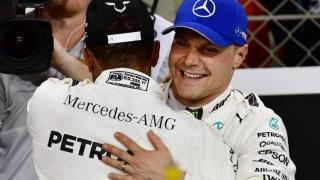 Bottas va pleca din pole-position în ultima etapă a sezonului
