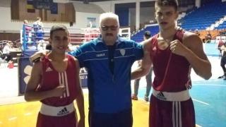 Două medalii pentru boxerii de la CS Farul la CN pentru tineret