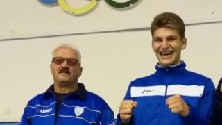 Boxerul Andrei Drăgan, de la CS Farul, convocat la lotul naţional