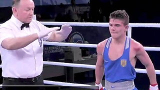 Primul pugilist român calificat la JO de la Tokyo