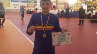 Boxerul Ionuț Vulpe, campion național de seniori
