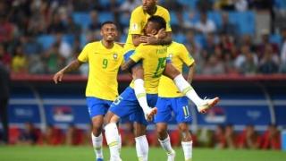 Brazilia şi Elveţia nu au ratat optimile în Rusia