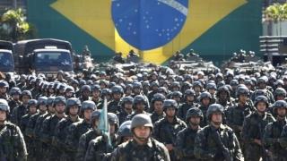 Brazilia nu vrea să intervină militar în Venezuela!