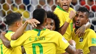 Brazilia şi Belgia, favorite în optimile Cupei Mondiale