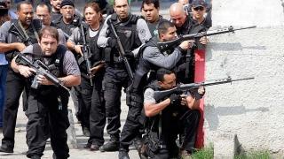 Operațiune antiteroristă în Brazilia înaintea Jocurilor Olimpice