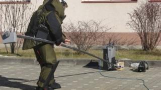 Alertă: Colet suspect descoperit lângă Ambasada Serbiei