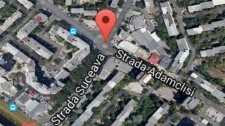 Primăria Constanța asfaltează la Brotăcei. Pregătește un nou sens giratoriu!
