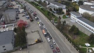 Bulevardul Aurel Vlaicu din Constanța, cel mai afectat de lucrările de modernizare