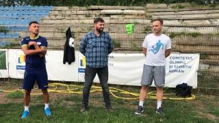 Cantonament reuşit pentru HC Dobrogea Sud