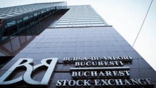 Bursa de Valori Bucureşti a pierdut 3,39 miliarde de lei din capitalizare în această săptămână