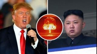 """Butonul nuclear al lui Trump, """"mai mare"""" decât cel al lui Kim Jong-Un?!"""