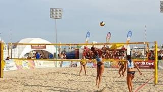 Două echipe constănţene vor evolua în finalele CN de volei pe plajă