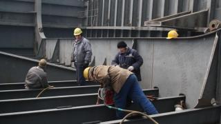 1.000 de angajați ai Șantierului Naval Mangalia, concediați?
