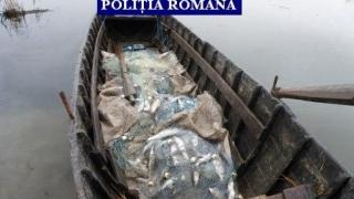 11 ambarcațiuni confiscate de polițiști