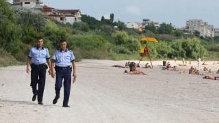 140 de polițiști detașați din țară pe litoral!