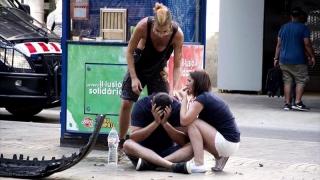 15 morţi în Catalonia, după atentate