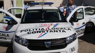 Câte amenzi a dat Poliția Locală Constanța în aprilie