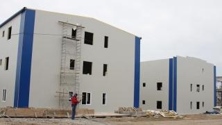 """Încă șase blocuri noi în campusul social """"Henri Coandă"""""""
