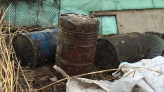 Polițiștii au confiscat 3.000 de litri de motorină