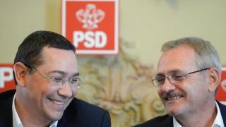 Ponta caută excluderea din PSD cu lumânarea