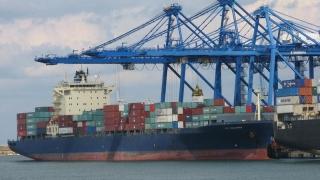 Taxele operatorilor din Portul Constanța Sud rămân la SPIT