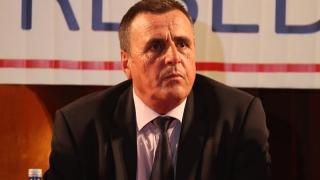 Zanfir Iorguș și-a luat adio de la PSD Mangalia