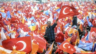 2017 - Referendum constituțional în Turcia