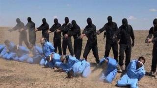 20 de presupuși membri ai unei gupări teroriste, executaţi într-o singură zi!