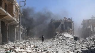 25 de raiduri aeriene în Siria și Irak, în ultimele 24 de ore