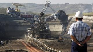 România scoate cărbune din piatră seacă
