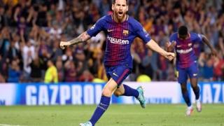 Leo Messi semnează cu Paris Saint Germain