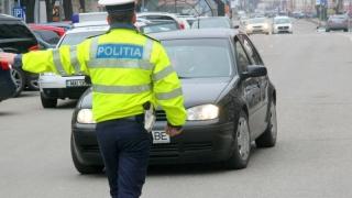 Peste 8.000 de șoferi prinși încălcând limita de viteză!
