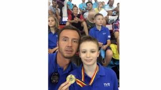 30 de sportivi de la trei cluburi constănțene, la CN de înot pentru copii