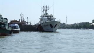 34 de persoane salvate în Marea Egee de polițiștii de frontieră români