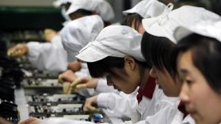 Apple pune frână producției de iPhone