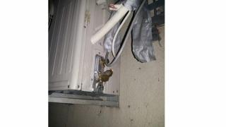 Căldură mare mon cher! Se fură instalații de aer condiționat!