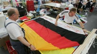 Economia Germaniei își flexează mușchii