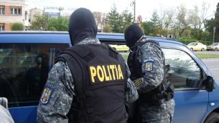 Grupare de hoți anihilată de polițiști!