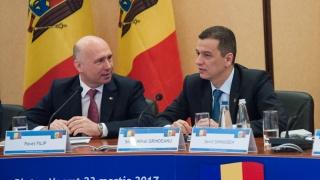 Guvernele României și Republicii Moldova, în ședință comună
